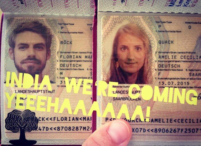 Mama India we're coming!